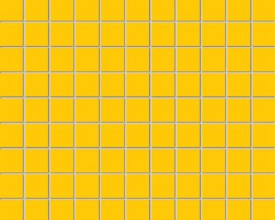 Настенная мозаика квадратная: Yellow